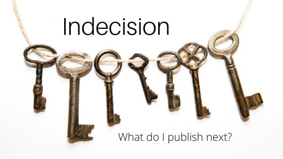 What do I publish next?